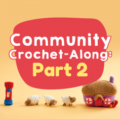 Community Crochet-Along: Part Two