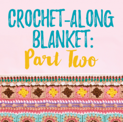 Crochet-Along Blanket: Part Two