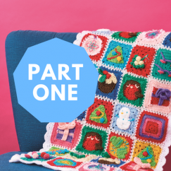 Christmas Blanket: Part 1