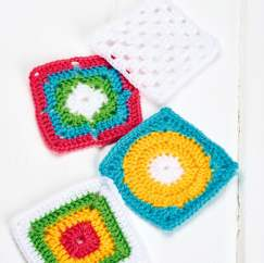 Granny Square Series Part One