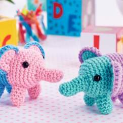 Miniature Elephants