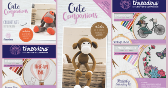 Five craft kits to win!