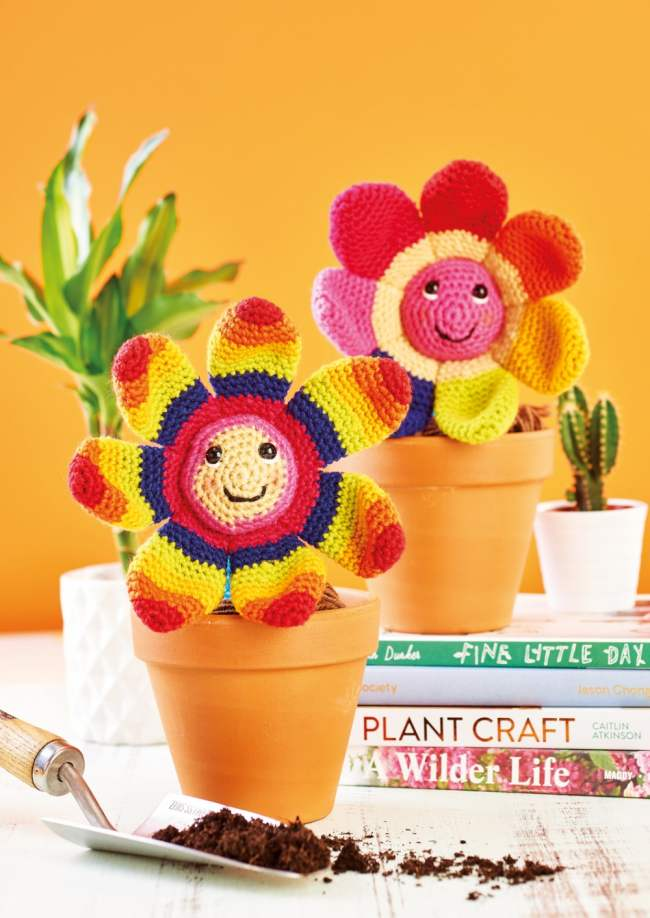 Crochet Flowers: 47 Patterns To Admire Forever