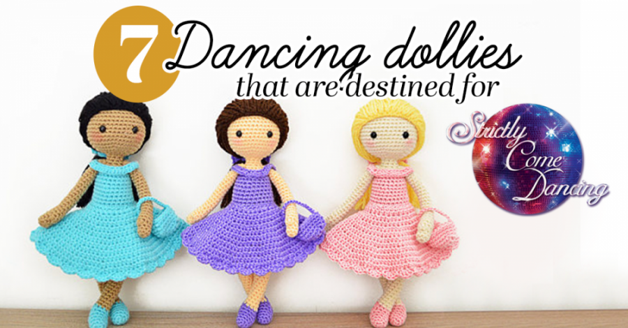 7 dancing dollies destined for Strictly