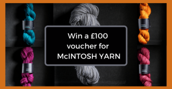 Win a £100 McIntosh Yarn voucher