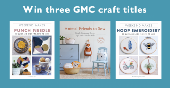 Win a crafty book bundle
