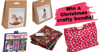 Win a crafty Christmas bundle