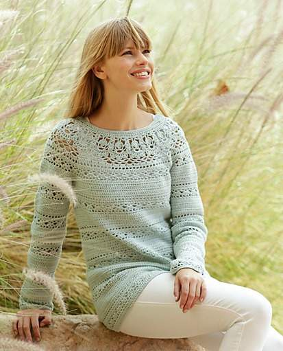 11 Crochet Sweaters You Need In Your Life