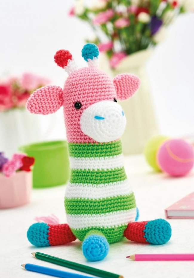 11 Exotic Animals To Crochet Right Now