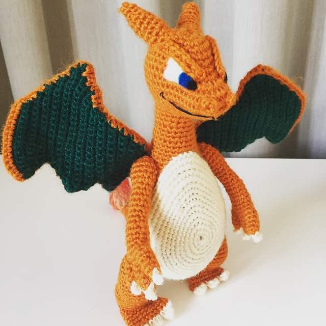 Musings of an Average Mom: Free Pokemon Crochet Patterns | 640x640
