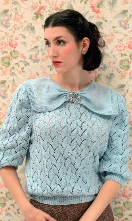 10 Downton Abbey Inspired Patterns | Top Crochet Patterns