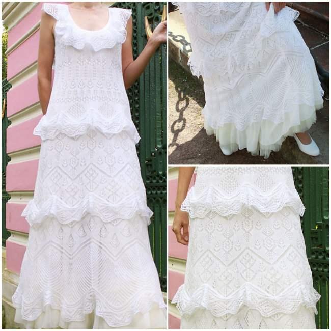 10 DIY Wedding Dress Patterns