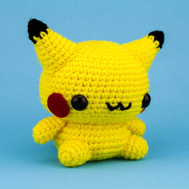 11 Crochet Pokemon You'll Want to Have... | Top Crochet Patterns | 650x650