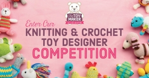 Enter Our Knitting & Crochet Toy Designer Competition