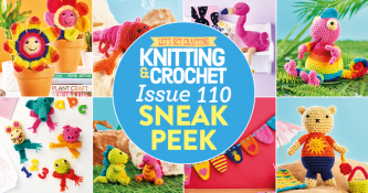 Let's Get Crafting Issue 110 Sneak Peek