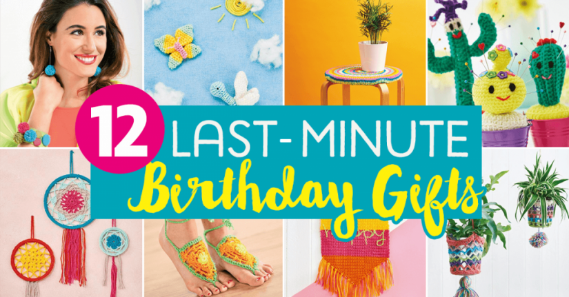 12 Last-Minute Birthday Gifts