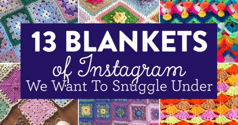 13 Blankets of Instagram We Want To Snuggle Under