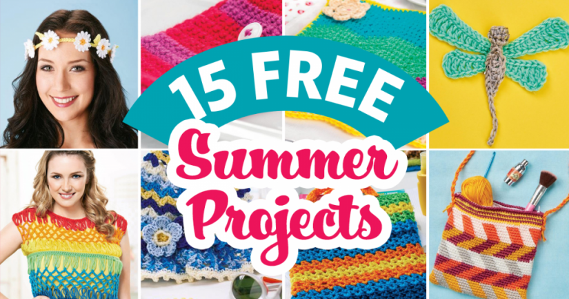 Free Summer Projects