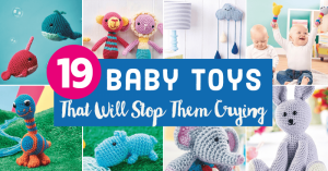 19 Baby Toys That Will Stop Them Crying