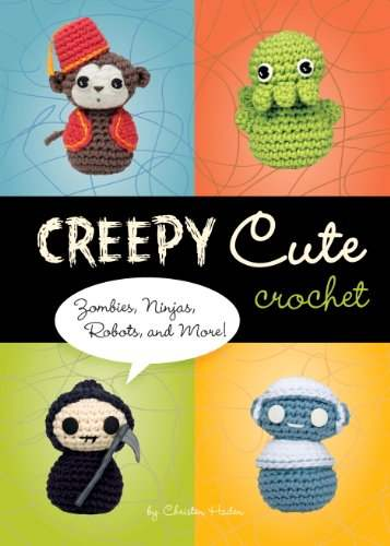 11 Very Quirky Crochet Books