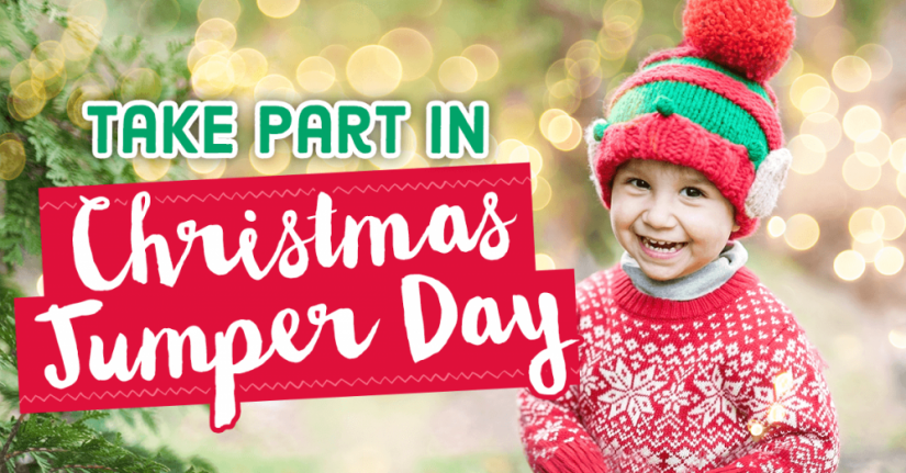 Take Part in Christmas Jumper Day