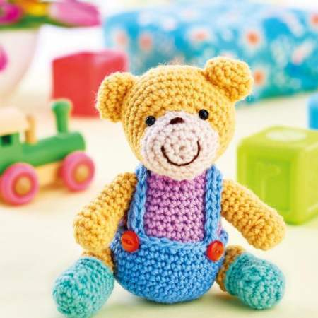 13 Adorable Crochet Patterns That Are Just Too Cute To Bear!