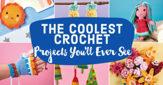 The Coolest Crochet Projects You'll Ever See