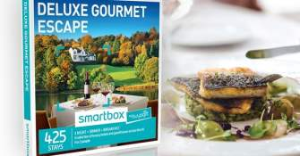 One Deluxe Gourmet Escape For Two