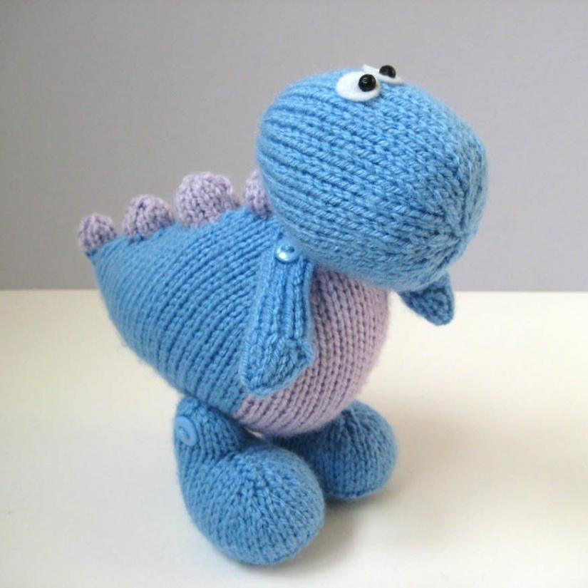 7 Dinosaur Patterns That Defy Extinction Top Crochet Pattern Blog