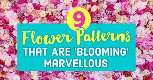9 Flower Patterns That Are 'Blooming' Marvellous