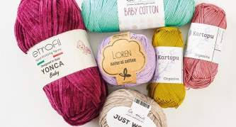 One of Five Hobium Yarns Bundles Worth £45 Each