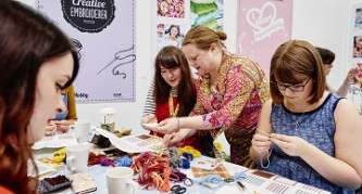Win Tickets To The Creative Craft Show Glasgow and The Scottish Quilting Show