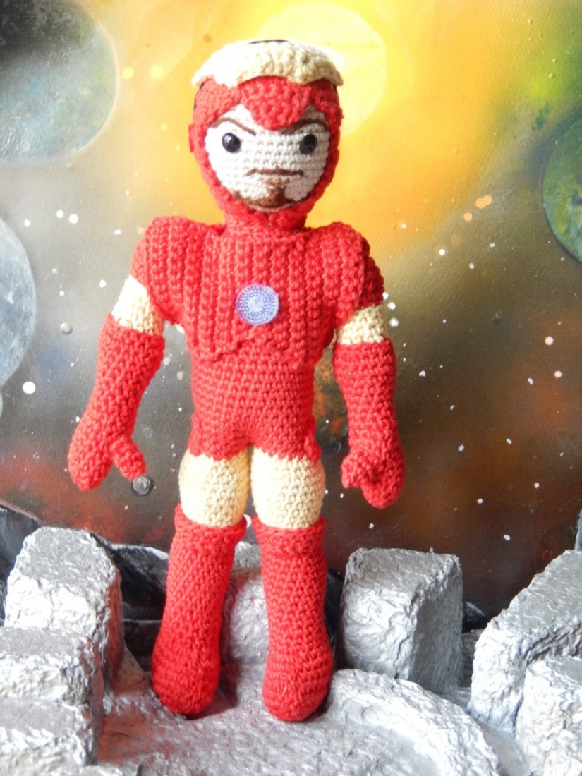 Top 15 FREE Superhero Patterns Top Crochet Pattern Blog