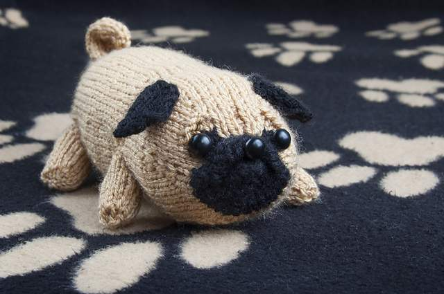 11 Patterns For People Who Love Pugs