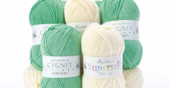 Win Ten Balls of Cygnet Yarn