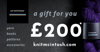 £200 McIntosh Yarns Voucher