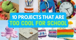 10 Projects That Are Too Cool For School!