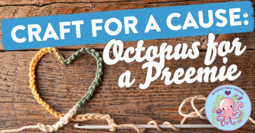 Crafting For A Cause: Octopus For A Preemie