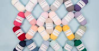 Win £50 of Paintbox Yarns