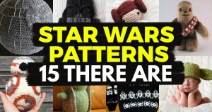 Star Wars Patterns 15 There Are
