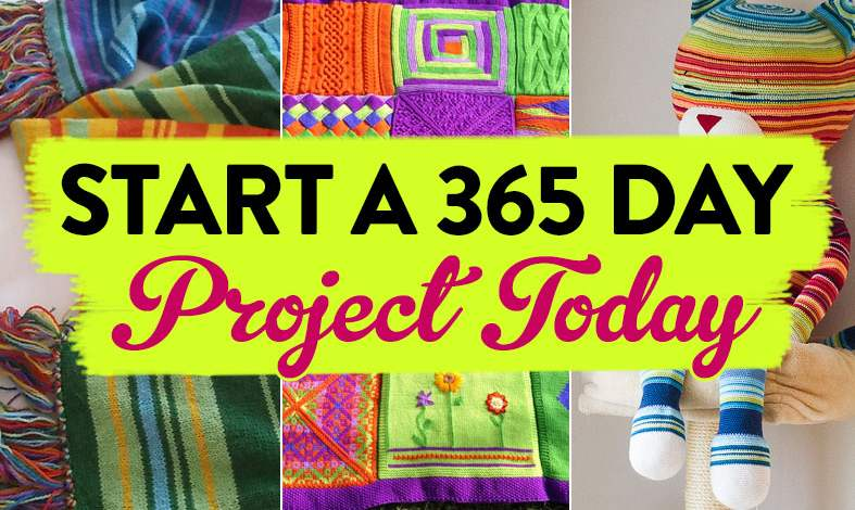 Start A 365 Day Project Today