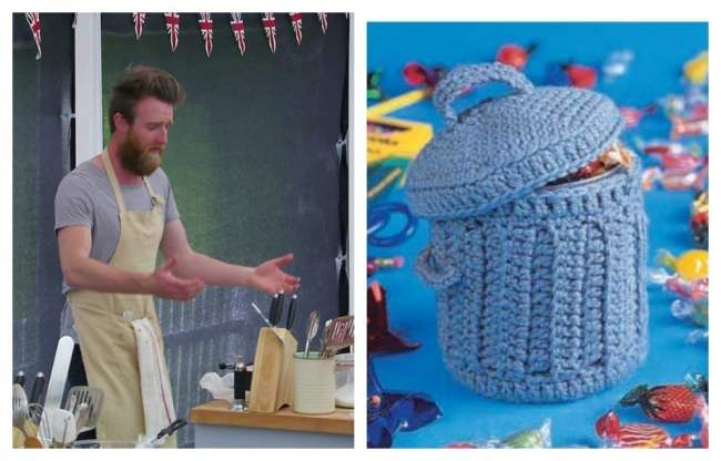 Top 5 Handmade Great British Bake Off Moments