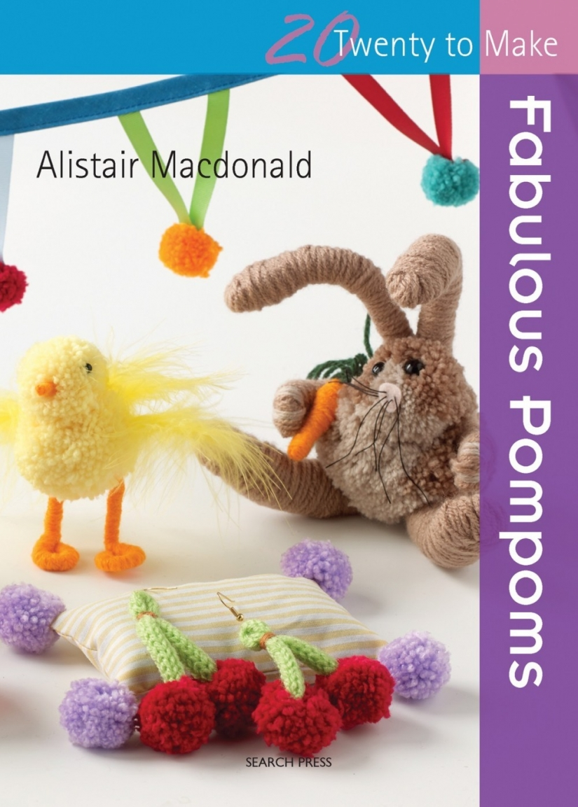 Pom-Pom Fun With Alistair Macdonald