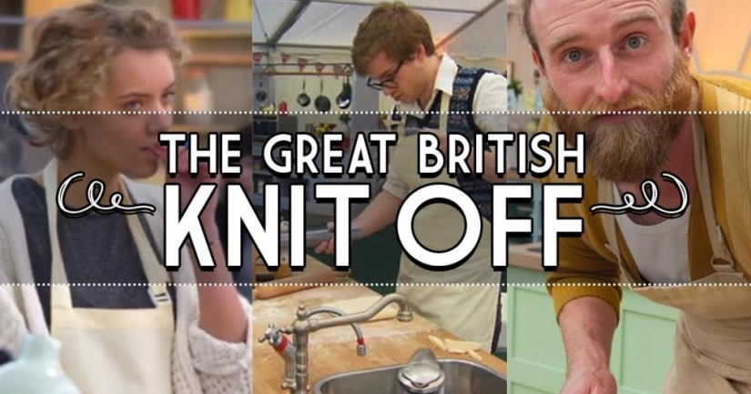 The Great British Knit Off