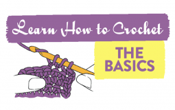Learn How To Crochet: The Basics