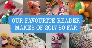 Our Favourite Reader Makes of 2017 So Far