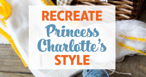 Recreate Princess Charlotte's Style
