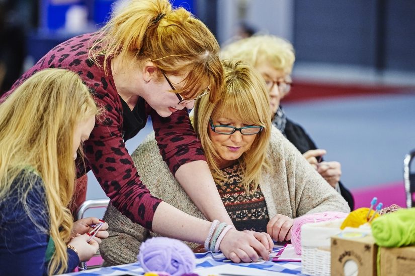 Stitching, Sewing and Hobbycraft Show Exeter Tickets
