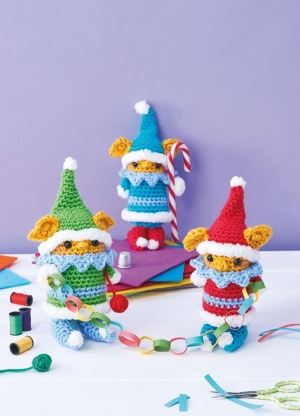 Amigurumi Elves Pattern