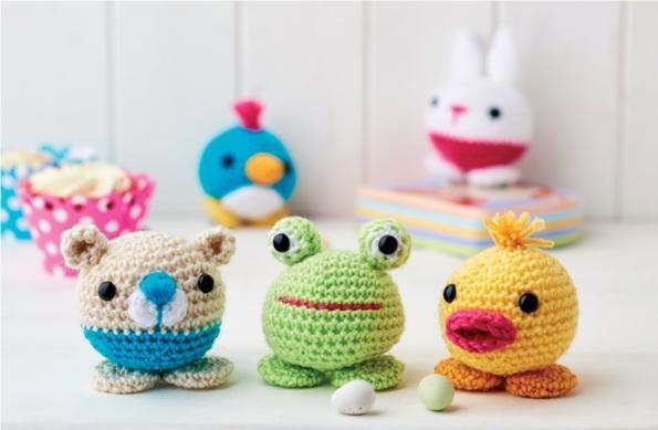 Amigurumi Star Wars Gratuit : Amigurumi animals Crochet Pattern